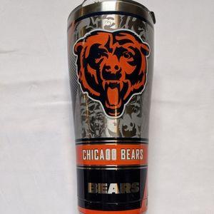 NWOT Chicago bears stainless steel 30oz tumbler